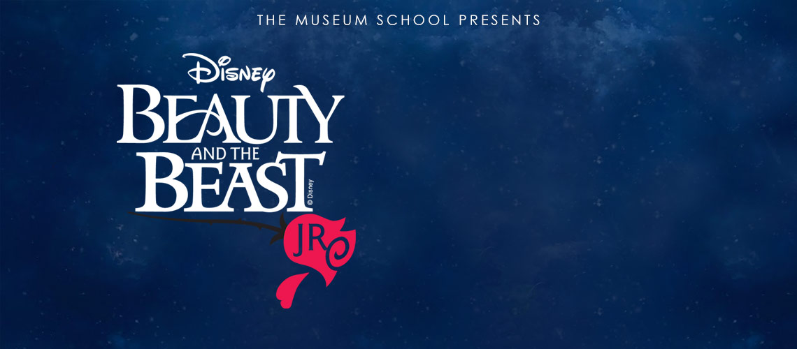 Don't Miss Beauty and the Beast Jr.